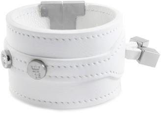Tissuville Solo Bracelet White Silver