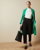 Ted Baker Belt Detail Tailored Trousers