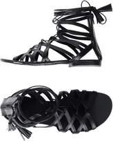 Pieces Sandals