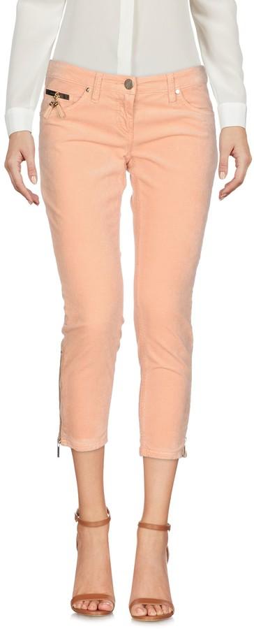 ELISABETTA FRANCHI GOLD 3/4-length shorts