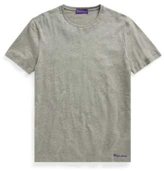 Ralph Lauren Cotton Lisle Crewneck T-Shirt