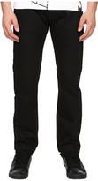 Armani Jeans Five-Pocket Denim in Black