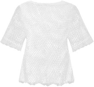 Peony Swimwear Soiree Crochet Swing Top