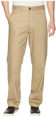 Magna Ready Classic Fit Adaptive Pant (Khaki) Men's Clothing