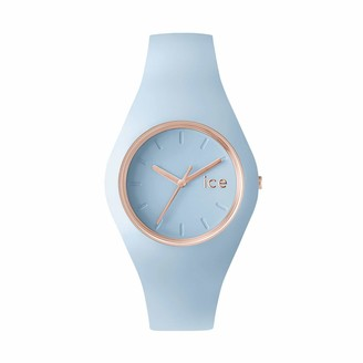 Ice Watch Ice-Watch - ICE glam pastel Lotus - Women's wristwatch with silicon strap - 001067 (Medium)