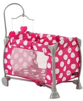 Hauck icoo Doll Starlight Travel Cot