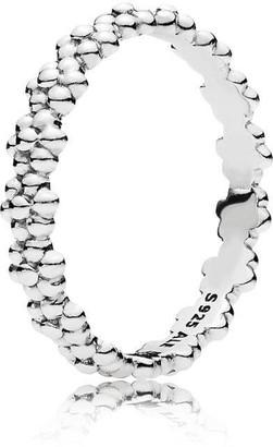 Pandora Women Silver Piercing Ring - 191035-54