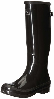 Joules Women's Field Welly Gloss Rain Boot