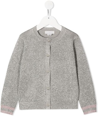 Stella McCartney Kids Lurex Knitted Jumper