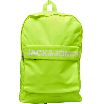 Jack and Jones Boys Jac Chad Backpack Safety Yellow