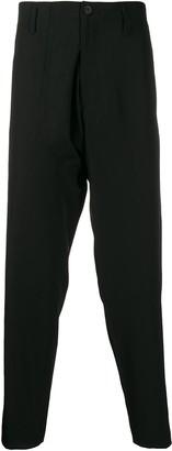 Yohji Yamamoto Drop-Crotch Trousers