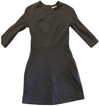 Carven Blue Cotton Dresses