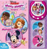 Simon & Schuster Disney Junior Music Player Storybook By Disney Junior