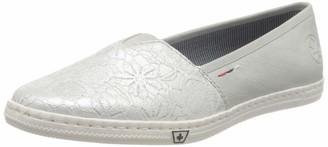 Rieker Women's Fruhjahr/Sommer M2770 Low-Top Sneakers