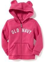 Old Navy Fleece Critter Hoodie for Baby
