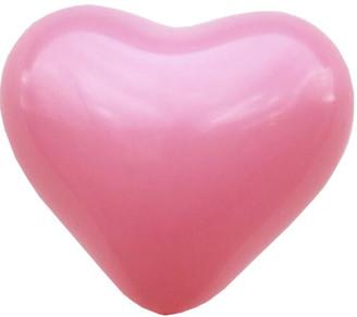 Jumbo Heart Balloon Kit, Pink
