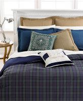 Lauren Ralph Lauren Blackwatch Lightweight Reversible Down Alternative King Comforter Bedding