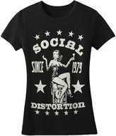 Bravado SOCIAL DISTORTION Women's 1979 T-Shirt