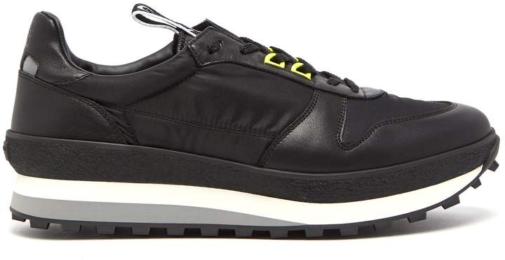 Givenchy TR3 low-top leather trainers
