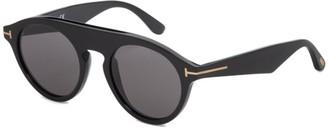 Tom Ford Unisex Christopher 49Mm Sunglasses