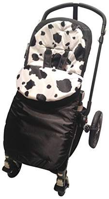 Leopard Animal Print Padded Pushchair Footmuff//Cosy Toes Compatible with Icandy Strawberry