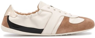 Tod's Colour-Block Leather Sneakers