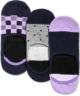 Bar III Men's 3 Pack Liner Socks, Created for Macy's