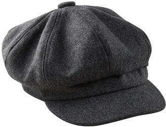 Tickled Pink Accessorie's Newsboy Gatsby Apple Cabbie Classic Solid Cap Hat