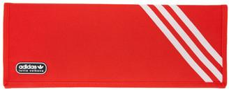 adidas LOTTA VOLKOVA Red Trefoil 3 Fold Clutch