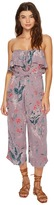Roxy Romantic Daze Printed Romper Women's Jumpsuit & Rompers One Piece