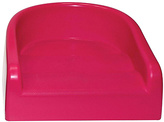 Prince Lionheart Fuchsia Soft Booster Seat