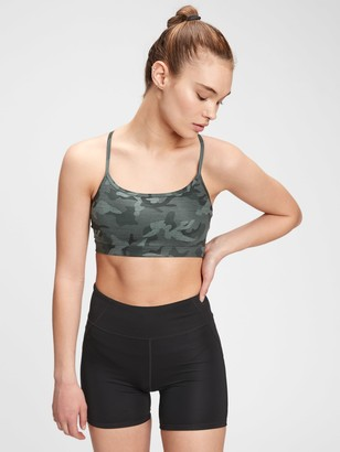 Gap GapFit Sculpt Low Support Racerback Sports Bra