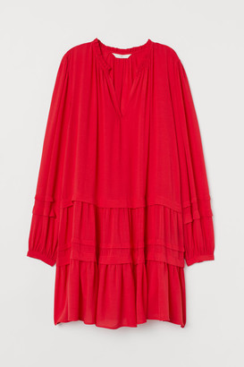 H&M Balloon-sleeved tunic