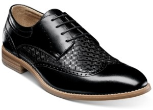Stacy Adams Men's Fallon Wingtip Oxfords Men's Shoes
