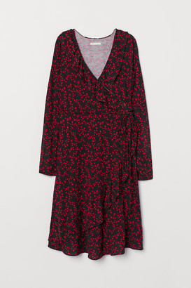H&M MAMA Wrap Dress