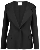 DKNY Wool Hooded Jacket
