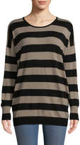 Vince Women's Wide Stripe Tee