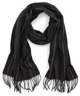 Nordstrom Stripe Wool Scarf
