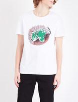 Burberry Pallas Heads cotton-jersey T-shirt