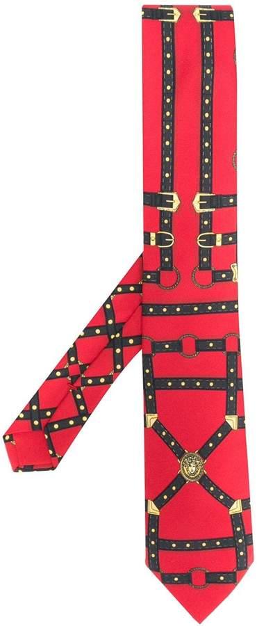 73c8073ead bondage print tie
