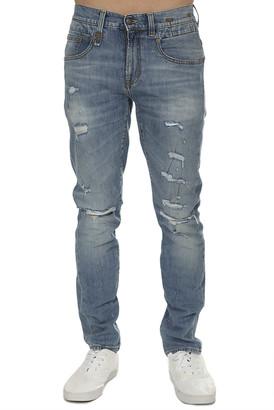 R 13 Jasper Stretch W/ Rips Boy Jean
