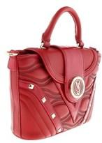 Versace Ee1vobbk7 E500 Red Mini Top Handle.