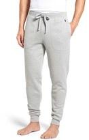 Polo Ralph Lauren Men's Brushed Jersey Cotton Blend Jogger Pants