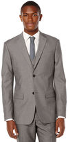 Perry Ellis Regular Fit Birdseye Suit Jacket