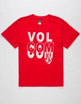 Volcom Cognito Boys T-Shirt