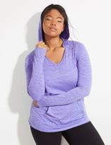 Lane Bryant Wicking Active Pullover Hoodie