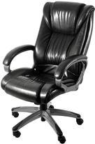 Z-Line Designs Black Leather Executive Chair