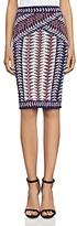 BCBGMAXAZRIA Leger Knit Skirt