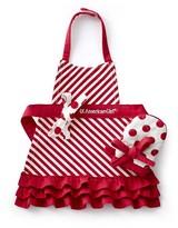 American GirlTM Holiday Doll Apron & Oven Mitt Set
