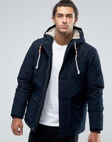 Esprit Parka with Fleece Lined Hood
